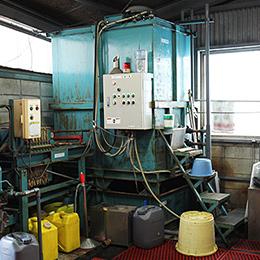 排水処理装置(酸洗場有り)